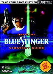 Blue Stinger Official Strategy Guide (Official Strategy Guides) by BradyGames (1999-09-24)