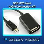 Micro-USB-OTG-Host-Kabel-Adapter Telefon-Anschluss-Set f¨¹r Samsung
