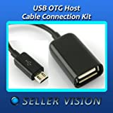 Micro-USB-OTG-Host-Kabel-Adapter Telefon-Anschluss-Set f¨¹r Samsung