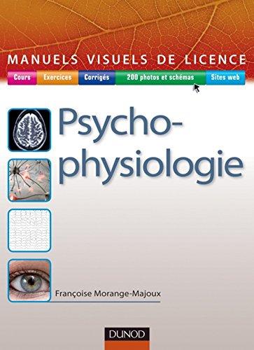Manuel visuel de psychophysiologie (Manuels visuels de Licence)