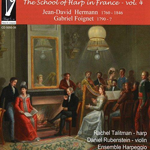 lecole-de-la-harpe-en-france-vol4-oeuvres-de-hermann-foignet
