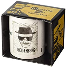 Breaking Bad MG22467 - Taza de Breaking Bad MG22467 - Taza Breaking bad Heisenberg wanted