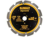 Dewalt DT1474 SAEGE Sheets PCD 250/30 mm Size (Pack of 2)