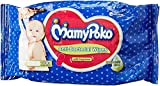 Mamy Poko Anti-Bacterial Wipes With Fragrance, (100 Sheets)