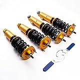 maXpeedingrods Amortiguadores Deportivos para Mazda MX5 MX-5 NA NB MUK Shock Absorber Suspensión Kits