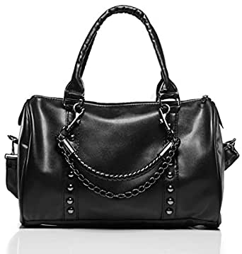 c31e44fab695 Image Unavailable. Image not available for. Colour  ANDI ROSE Ladies Designer  PU Leather Tote Handbags Purses Shoulder Clutch Hobo Bag ...