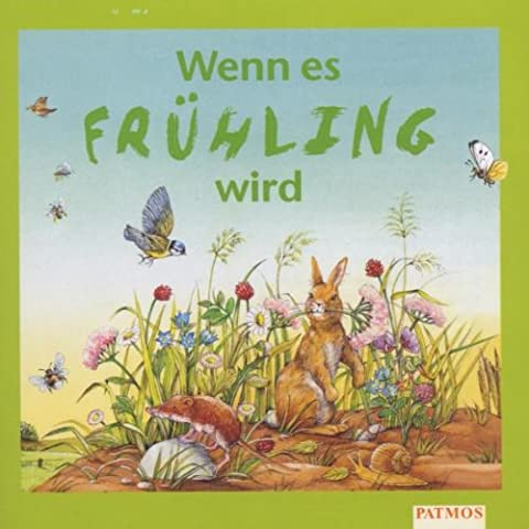 Wenn es Frühling wird, 1 Audio-CD