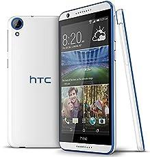 (Certified REFURBISHED) HTC Desire 820 (Santorini White)