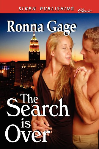 The Search Is Over (Siren Publishing Classic) Cover Image