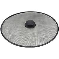 Tapa Rejilla anti proyección sartén 29cm–negro