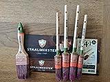 staalmeester sash paint brush set