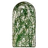 ZENGAI Gartenzaun Sichtschutz Abgeschnitten Zaun Simuliertes Moos Dekoration Bildschirm Wohnzimmer Innen- Anschließbar Kann Verlängert Werden 1 Stück
