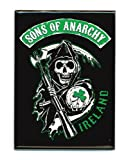 Sons Of Anarchy Ireland Logo Aimant