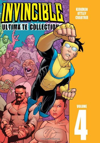 Witness Invincible's transition from new hero just starting out to an established superhero! This volume collects Invincible's violent battle with the villainous Reanimen, the invasion attempt by the Sequids from Mars and the introduction of the Vilt...