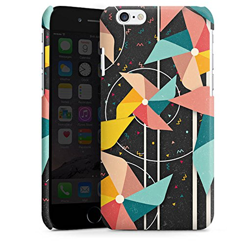 Apple iPhone 5s Housse Étui Protection Coque Éolienne Motif Motif Cas Premium brillant