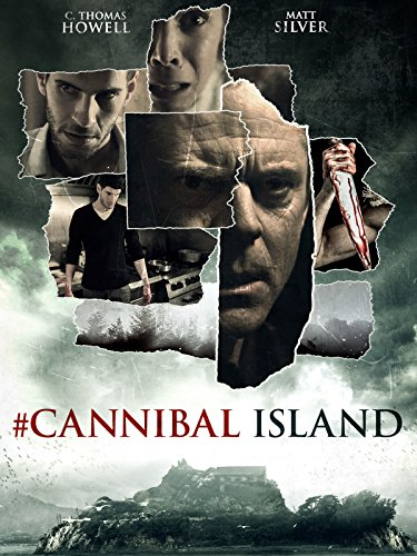 #Cannibal Island Cover