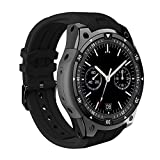 Smart Watch - IP67 Bluetooth Wasserdicht 6580 Quad-Core 512M Prozessor 8G Speicher Smart Armbanduhr mit GPS-Positionierung Echtzeit-Pulsmesser Schlaf-Monitor für iPhone, Samsung, Huawei,...