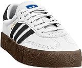 adidas Damen Sambarose W Fitnessschuhe, Schwarz, 40 EU