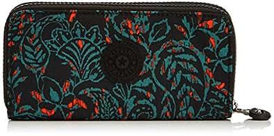 Kipling Women's Uzario Wallet K15027C09 Winter Paisley