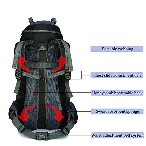 Zoom IMG-3 onyorhan 70l travel backpack trekking