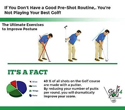 Entrenamiento Golf Espejo alineación