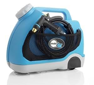 Nettoyeur haute pression portable MOBIWASHER V15 - turquoise/gris