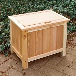 cedar creek 1219 kleine outdoor aufbewahrungsboxen amazon. Black Bedroom Furniture Sets. Home Design Ideas