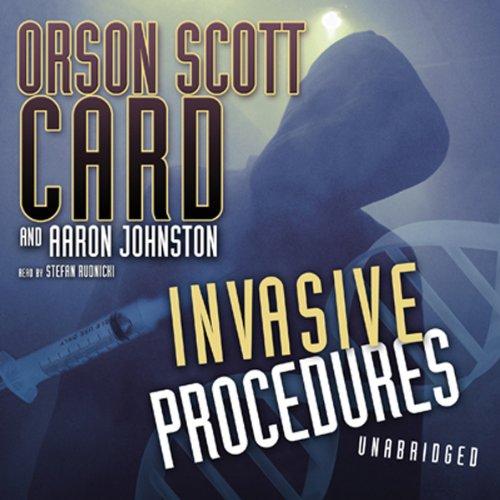 Invasive Procedures  Audiolibri