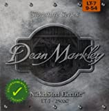 Dean Markley DM-2502C-LT 9-54 Light Nickel Steel Electric Signature Guitar Strings (Pack of 7)