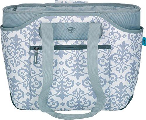 alfi 0007.278.811 Kühltasche, Shopper isoBag S, Polyester, apfelgrün, 13 L, inkl. extra Tragetasche