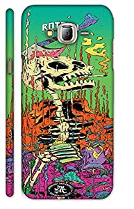 Aatank Premium Printed Mobile Case Back Cover for Samsung galaxy Grand 2