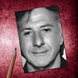 H720 (4 SEASONS) DUSTIN HOFFMAN - ACEO Sketch Card (Signed by the Artist) #js001
