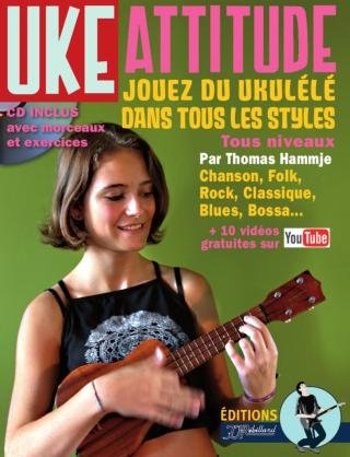 Uke Attitude + CD + Videos You Tube