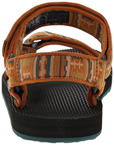 Teva Orginal Universal Inca Toile Sandale de Sport Inca Harvest Brown