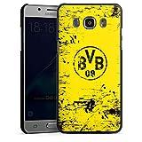DeinDesign Samsung Galaxy J5 Duos (2016) Hülle Case Handyhülle Borussia Dortmund BVB Fanartikel