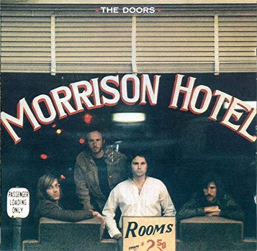 The Doors Rock psichedelico
