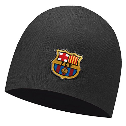 Buff Microfiber und Polar Hat FC Barcelona Mütze, Solid Barça Black 16/17, One Size (Fc Der Hat Barcelona)