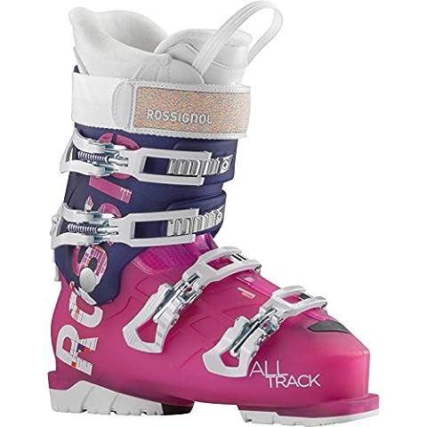 Rossignol Alltrack 70 W - Botas de esquí para mujer, color rosa / violeta