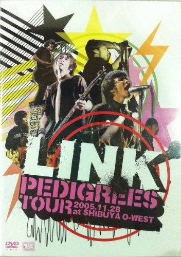 pedigrees-tour-20051128-at-shibuya-o-west-dvd