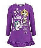 Paw Patrol Mädchen Nachthemd Violett 128