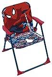 Arditex 009460–Klappstuhl für Kinder–Spiderman Maße–Garten Camping Haus–38x 32x 53cm