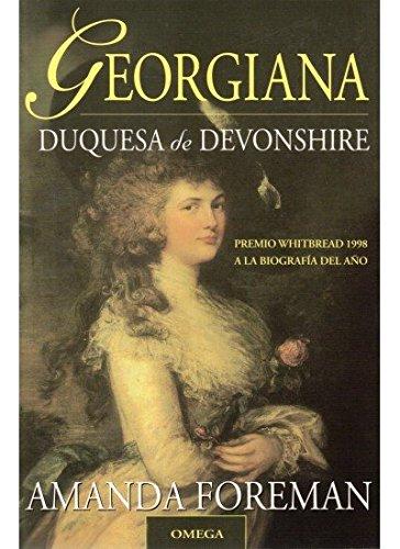 Georgina Duquesa de Devonshire