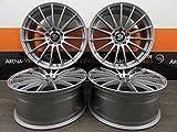 4 Alufelgen Ultra Wheels UA4-SPEED 20 Zoll passend für Audi A3 S3 8P RS3 8V AS8K A6 4G 4F A8 Q3 TT 8J 8S NEU
