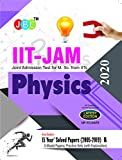 IIT-JAM Joint Admission Test for M.Sc. PHYSICS 15 Year's Solved Papers (2005-2019) and 5 Model Papers (With Explanation) 2020