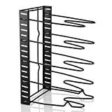 Fictory Organizador de ollas - Tiers de múltiples Niveles Sartén para...