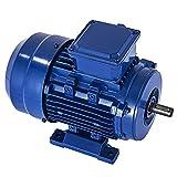 Morffa 3 Phasen Elektromotor Standardmotor 400V 0.25kw Typ B3 1 / 3HP 1500 U/min Fuß Montiert