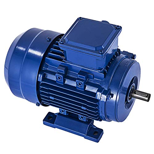 Morffa 3 Phasen Elektromotor Standardmotor 400V 0.37kw Typ B3 1 / 2HP 3000 U/min Fuß Montiert - 3-phasen-motor