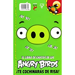Angry Birds. El libro de chistes de los Angry Birds