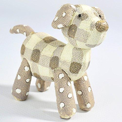 Albalù italia bomboniere cane cagnolino shabby chic resina
