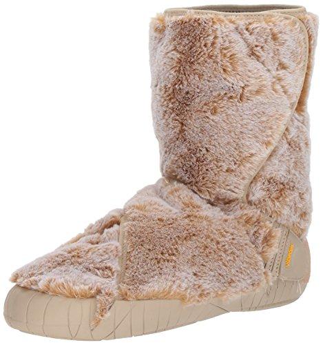 Vibram FiveFingers Unisex-Erwachsene Mid-Boot Lapland Klassische Stiefel, Beige (Beige), 40/41 EU (Stiefel Mid Winter Damen)